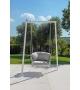Moon Alu Talenti Swing Chair