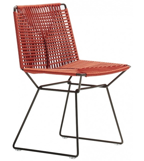 Neil Twist Chair MDF Italia Outdoor Stuhl