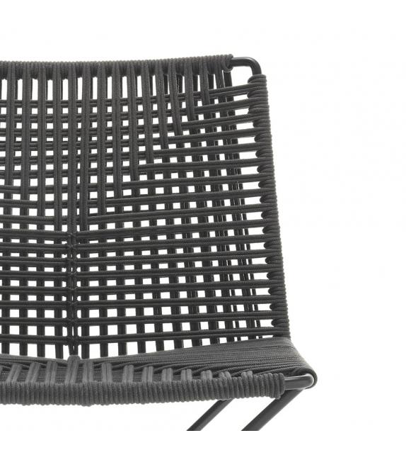Neil Twist Chair MDF Italia Outdoor Sedia