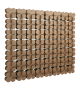 Kubedesign: Fiorello Partition Wall