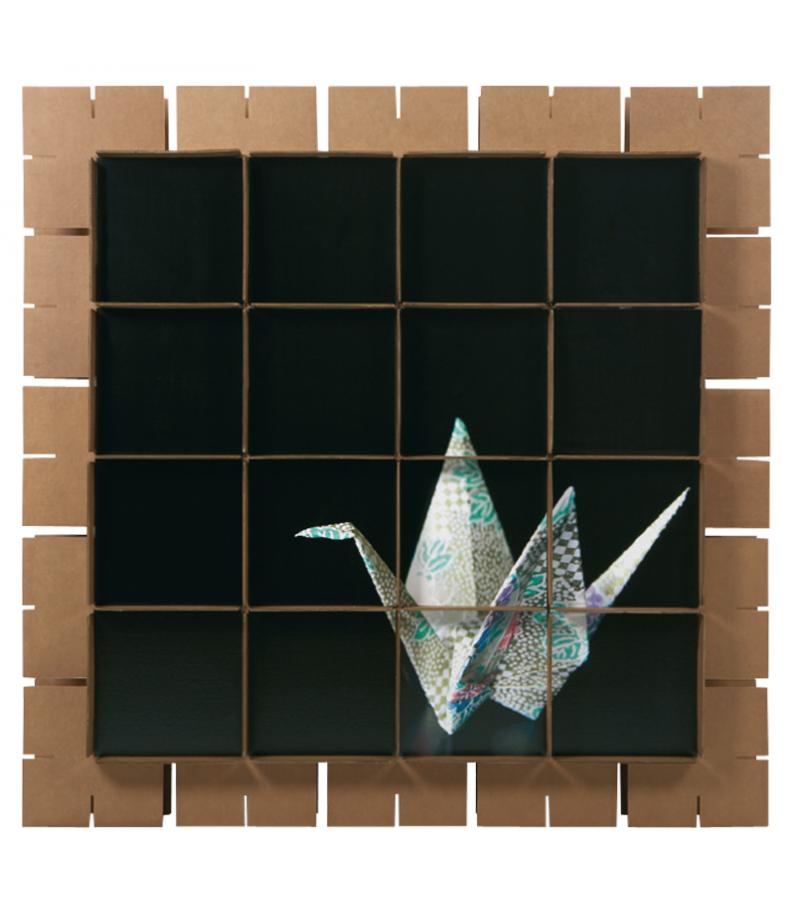 Kubedesign: Quadrello Partition Wall