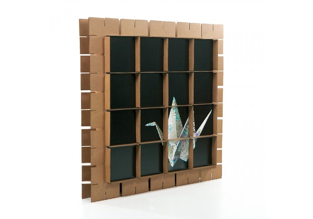 kubedesign quadrello paroi de s paration milia shop. Black Bedroom Furniture Sets. Home Design Ideas