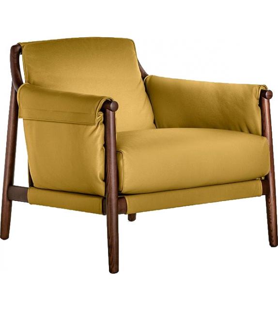 Times Lounge Poltrona Frau Armchair