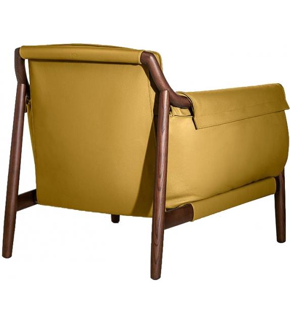 Times Lounge Poltrona Frau Butaca