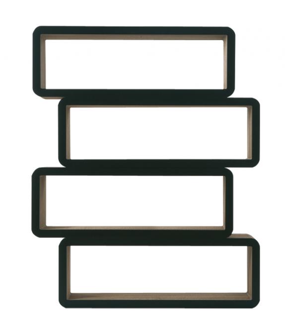 Kubedesign: Damaris 135 Wandbücherschrank