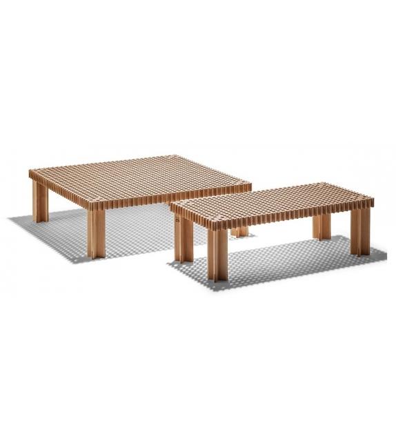 Kyoto Poltrona Frau Table Basse