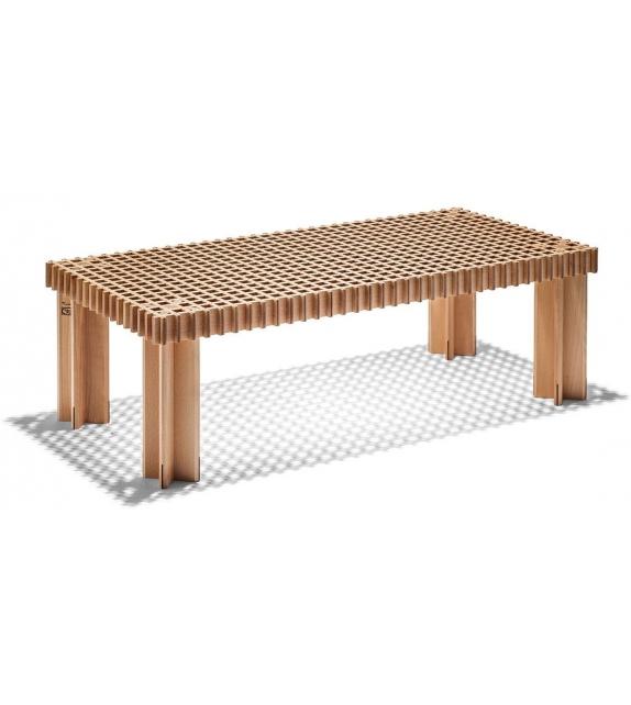 Kyoto Poltrona Frau Coffee Table