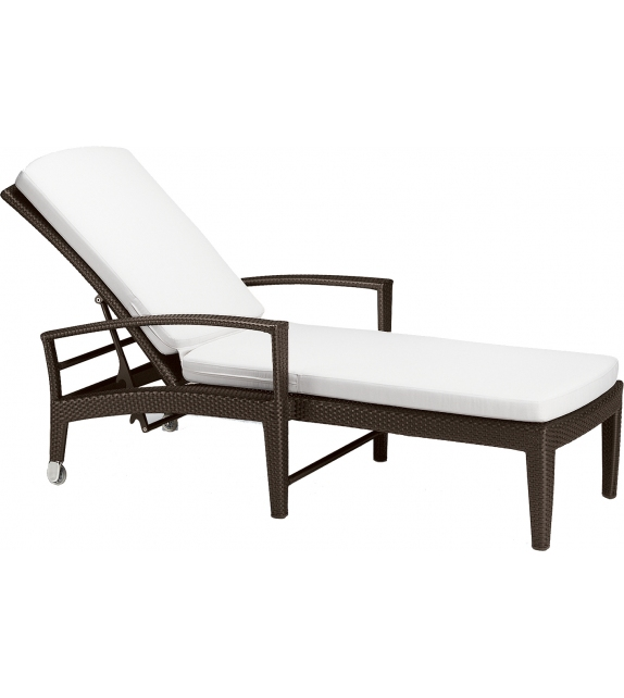 Panama Dedon Beach Chair Adjustable