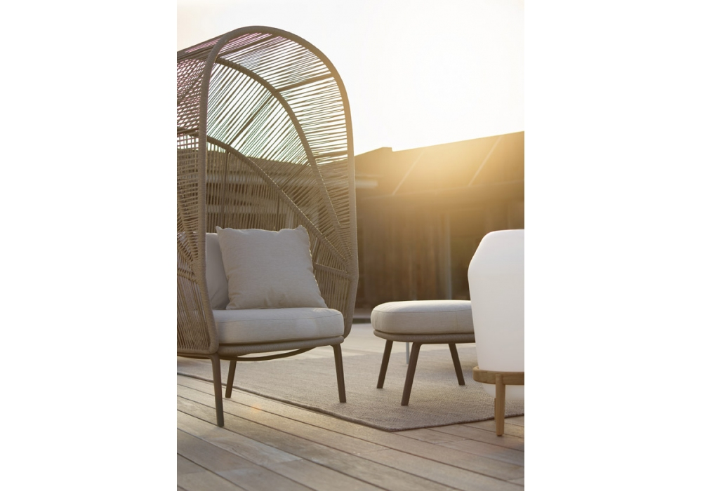 Rilly Dedon Cocoon Chair Milia Shop