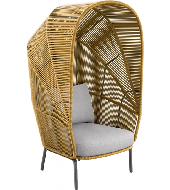Rilly Dedon Fauteuil Club Cocoon