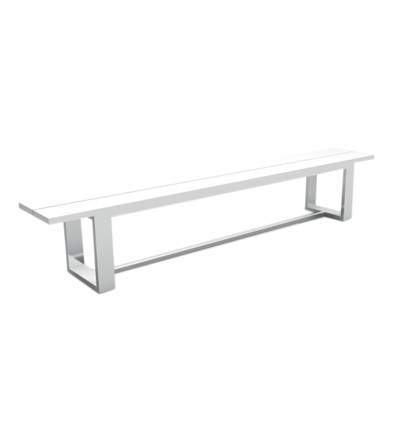 Essence Aluminum Talenti Bench