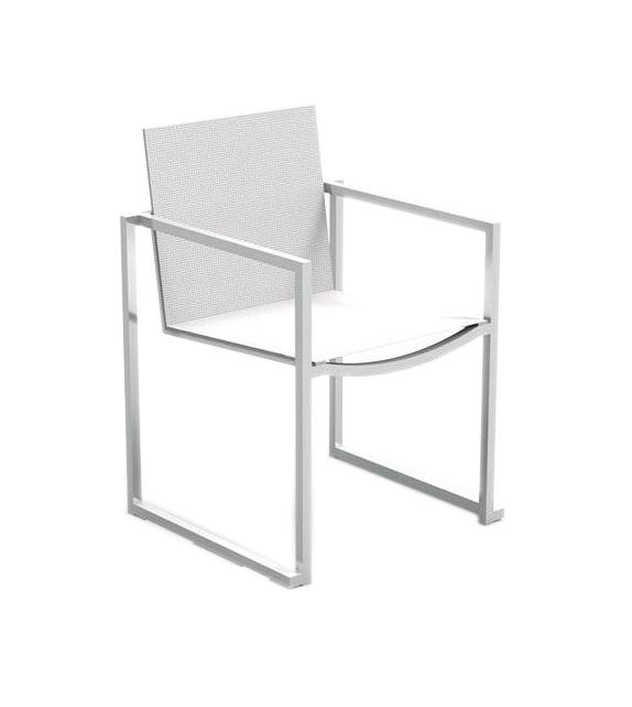 Essence Aluminum Talenti Stuhl