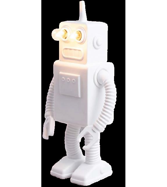 Robot Seletti Lámpara de Mesa