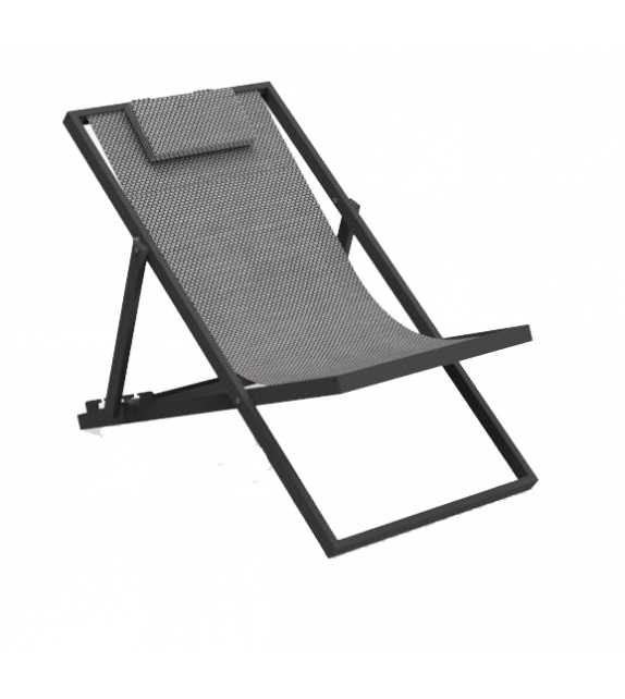 Touch Living Talenti Chaise Pliable