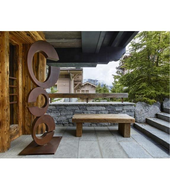 Circle FG Art and Design Skulptur