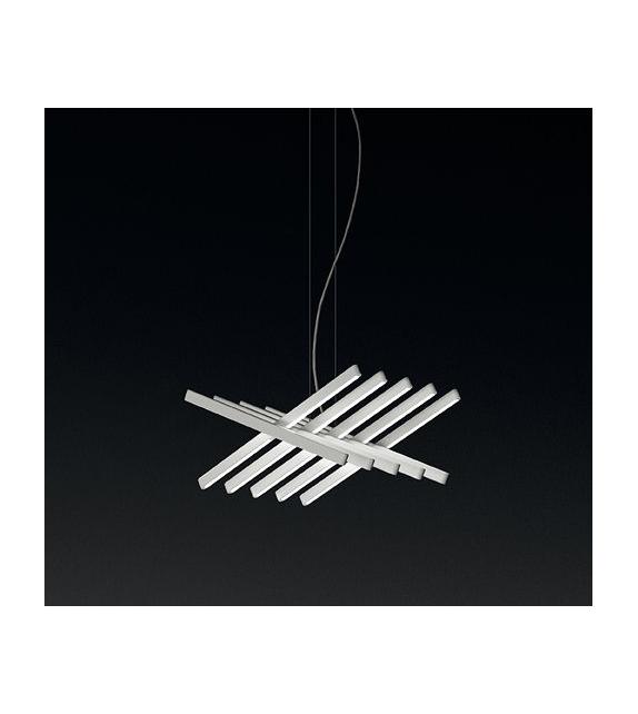Vibia: Rhythm 10 Led Hanging Lamp