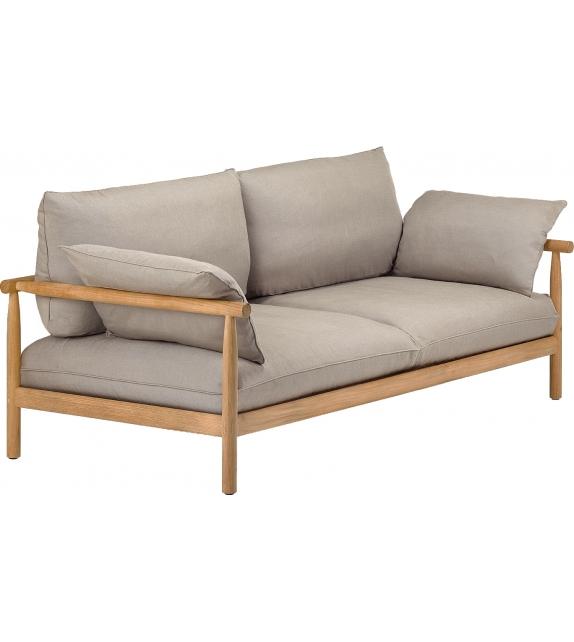 Tibbo Dedon 2er-Sofa