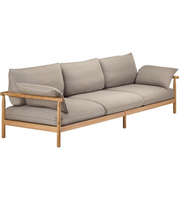 Tibbo Dedon 3er-Sofa