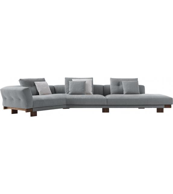 556 Sengu Sofa Cassina