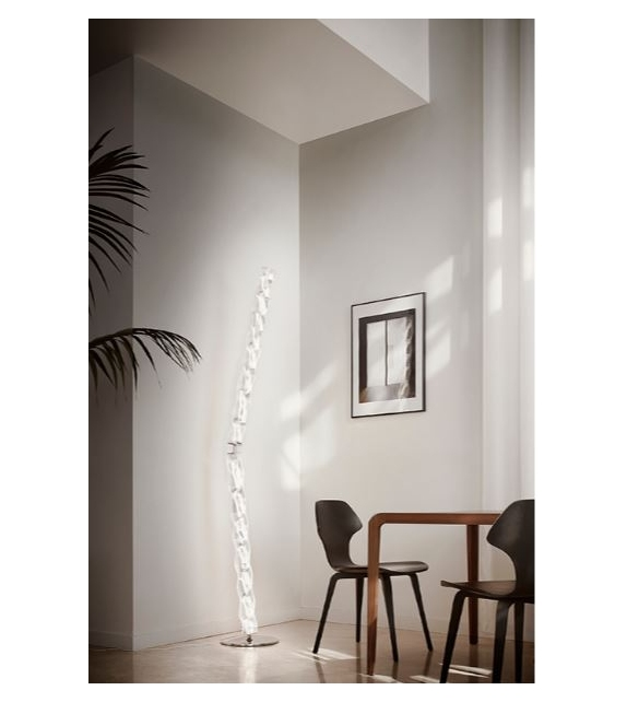 Hugo Slamp Floor Lamp