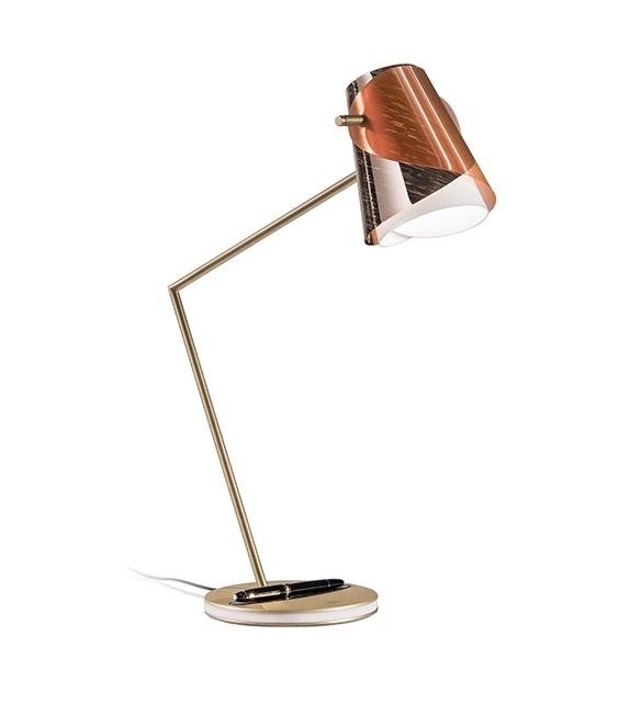 Overlay Slamp Table Lamp