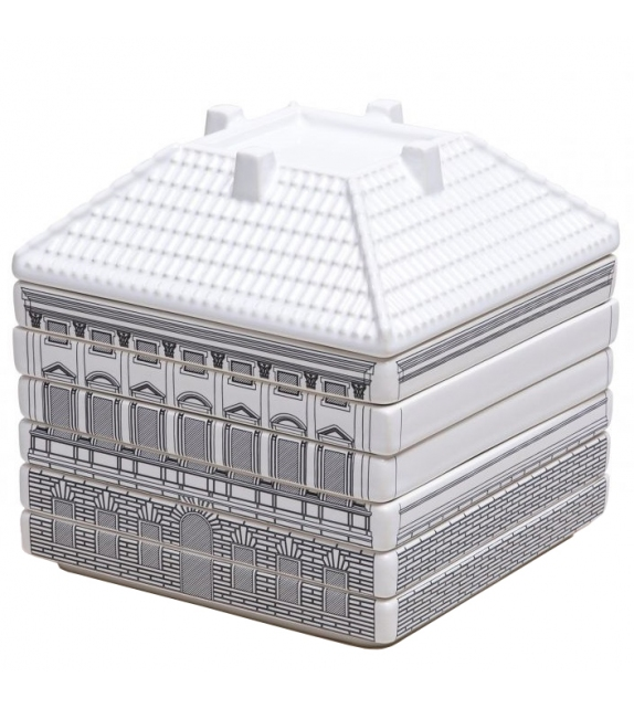Palace-Borghese Seletti Set di Piatti