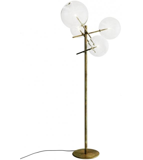 Pronta consegna - Bolle Terra Gallotti&Radice Lampada da Terra
