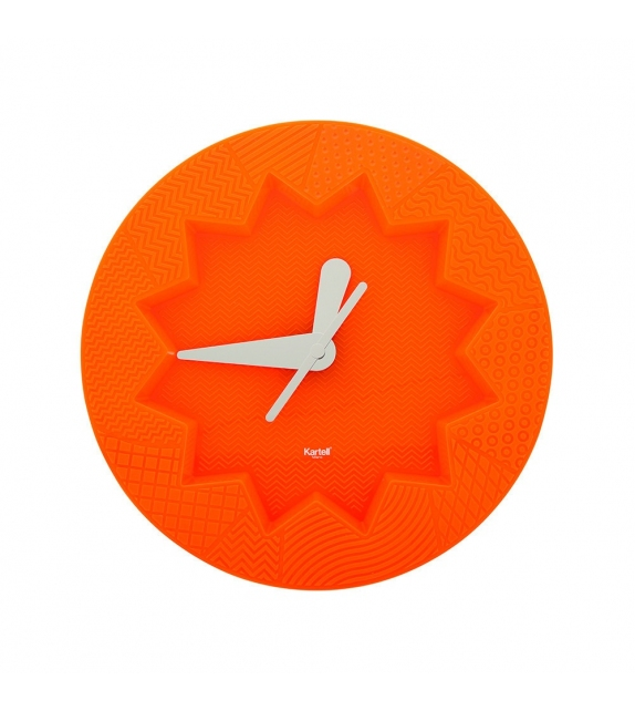 Ready for shipping - Crystal Palace Wall Clock Kartell