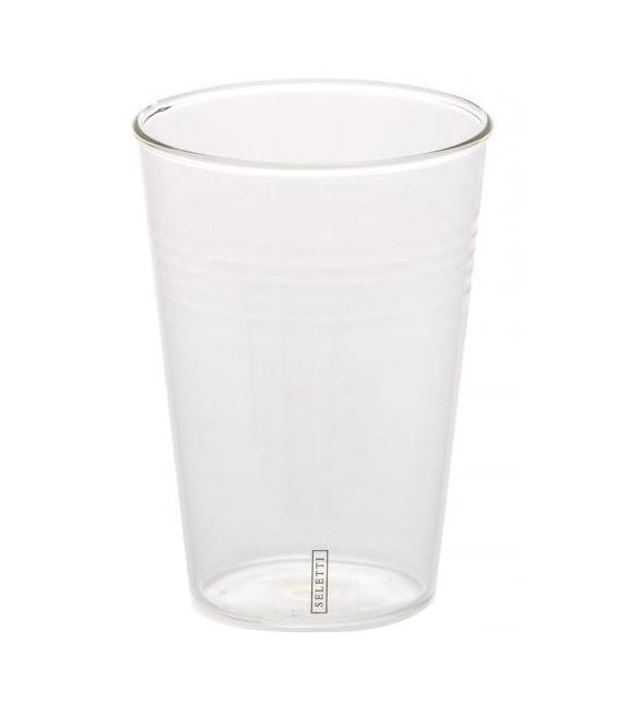 Bicchiere da Birra e Cocktail Seletti Set di Bicchieri