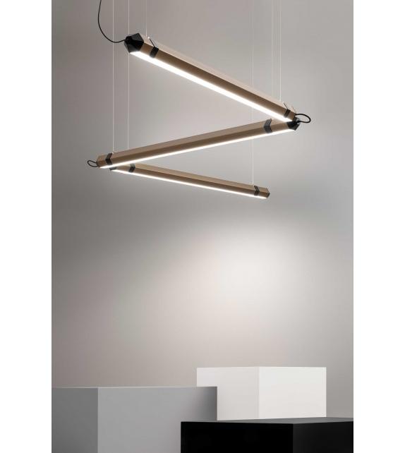 Zigo Zago Olev Suspension Lamp