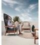 Fern Gloster Poltrona Lounge