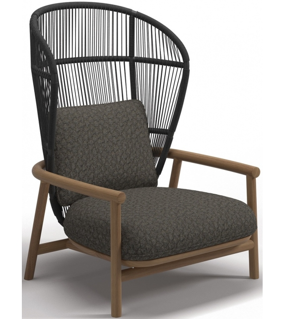 Fern Gloster Lounge Chair