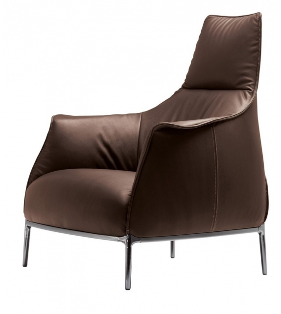 archibald a fauteuil poltrona frau milia shop. Black Bedroom Furniture Sets. Home Design Ideas
