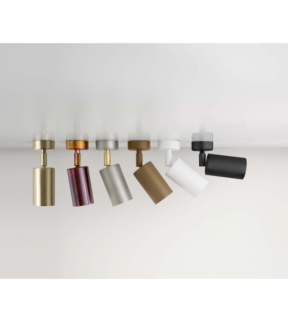 Cylinder Spot Olev Lámpara de Pared/Techo