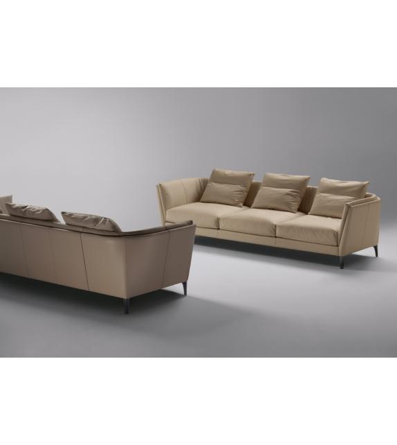 Bretagne 3 Seater Sofa Poltrona Frau