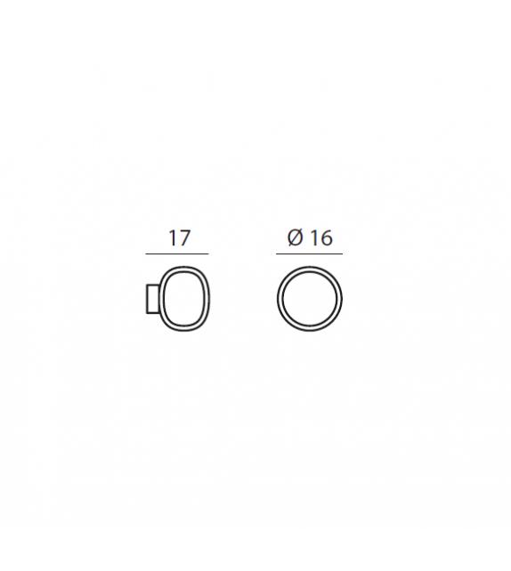 552 Nabilia Tooy Lámpara De Pared / Techo