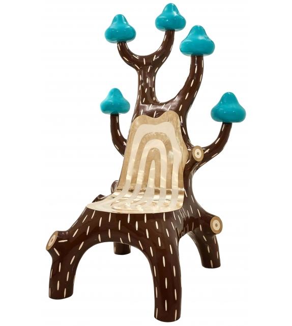 Forest Scarlet Splendour Chair