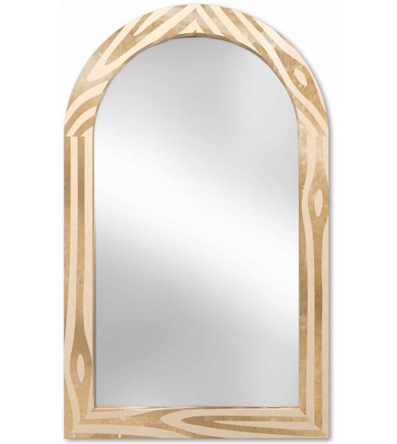 Forest Scarlet Splendour Specchio