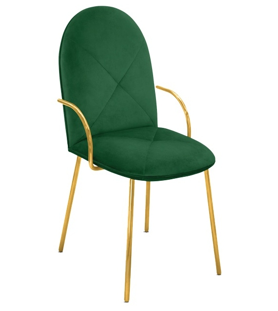 Orion Chair Scarlet Splendour Silla
