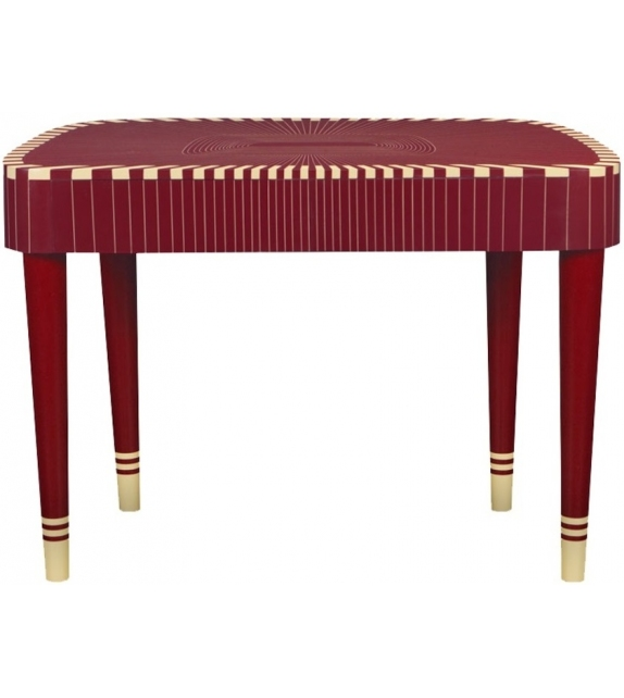 Paris Bureau Scarlet Splendour Desk