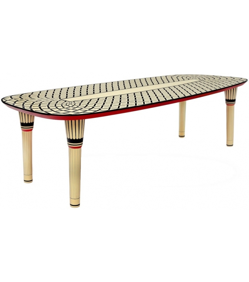 Aelita Scarlet Splendour Table