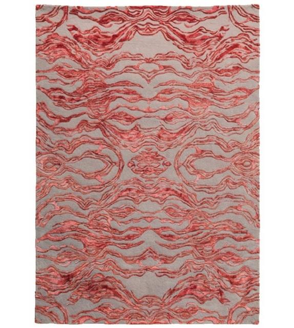 Carrara Scarlet Splendour Alfombra