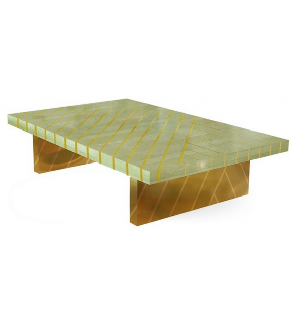 Nesso Scarlet Splendour Table Basse