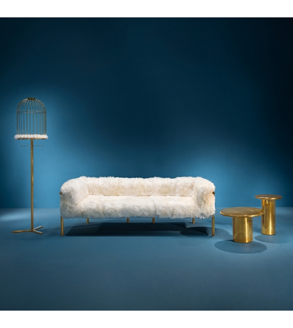 Coronum Scarlet Splendour Sofa