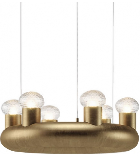 Kingdom 7376/6 MMLampadari Suspension Lamp