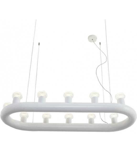 Kingdom 7376/12 MMLampadari Suspension Lamp
