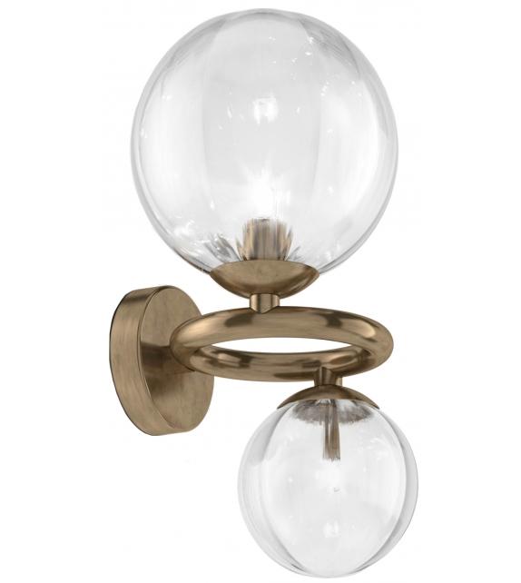 Puppet Ring Vistosi Lámpara de Pared