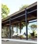 Sunshine Mariposa Outdoor Cuero Design Sedia