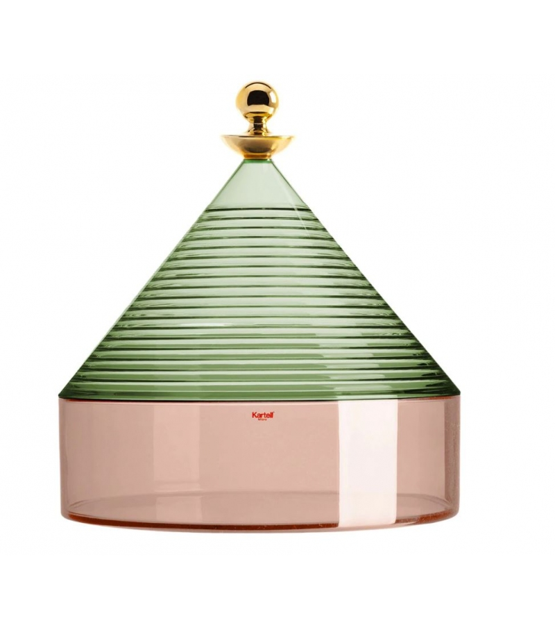 Ready for shipping – Trullo Kartell Table Container