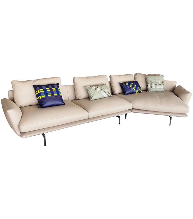 Versandfertig - Poltrona Frau Get Back Sofa